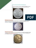 Actuales Características de Las Monedas de Guatemala