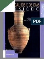 (Biblioteca Polen) Hesíodo - Os Trabalhos e Os Dias-Iluminuras (2009)