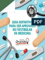 Guia Definitivo Para Ser Aprovado No Vestibular de Medicina