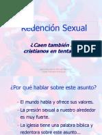 redención sexual.ppt