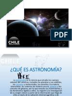 astronomia chilena