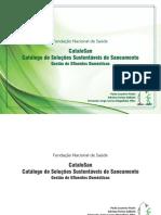 Catálogo de Soluções Sustentáveis de Saneamento