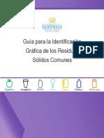 Guia Para La Identificación Gráfica de Los Residuos Solidos Comunes Marn