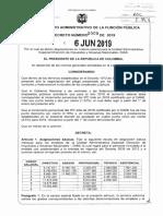 Decreto 1008 Del 6 de Junio de 2019