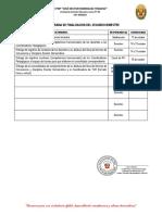 Cronograma de Finalización-II Bimestre (Reparado)