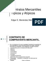 Contratos Mercantiles Típicos y Atípicos(1)