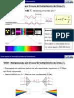 Multiplexação WDM