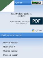 Palestra Python Simonsen