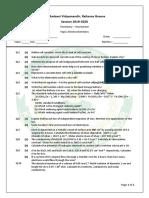 Worksheets12 KDAV Worksheet Electrochemistry - Session 2019-2020-DP