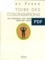 Histoire Des Colonisations_ - Ferro, Marc