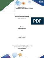 Fase_6 Elaborar la Línea Base de Costos del caso de estudio