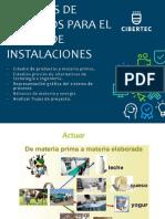 Diseño de Instalaciones - Dibujo en AutoCad