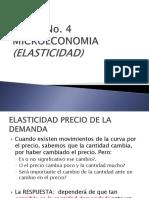 CLASE No. 4 Elasticidad