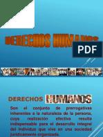 Clase  Derechos Humanos