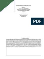evaluacion de proyectos poli