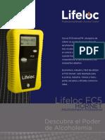 FICHA TEC FC5 Brochure Spanish