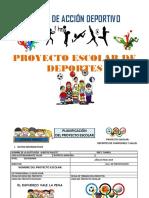 PROYECTO OLIMPIADAS 2019