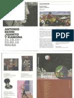 2 Material Di Stefano - Exposicion de Berni en El Malba