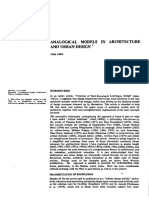 ANALOGICAL MODELS IN ARCHITECTURE.pdf