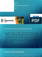 Exposicion de Antivirus Panda Security