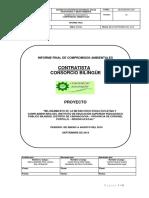 Informe de Compromiso Ambientales Bilingue