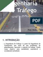 PRESENTACAO ENGENHARIA  DE TRAFEGO