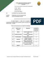 Informe de Gimkana Del Dia de La Juventud 2019