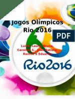 JOGOS OLIMPICOS RIO