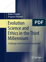 Robert Cliquet,Dragana Avramov (auth.) -  Evolution Science and Ethics in the Third Millennium_ Challenges and Choices for Humankind (2018, Springer International Publishing).pdf