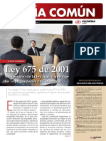Resumen Ley 675
