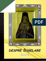 Despre ÎnȘelare SfÂntul Ignatie Briancianinov