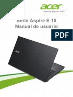 Manual Portatil Acer