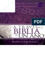 A Través de La Biblia en Un Año