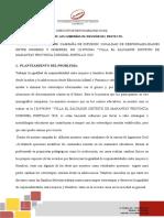 Impacto de Las Campañas de Difusión Del Proyecto- Rs-2019