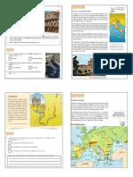 Fichas de Historia Roma