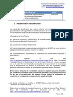 Instructivos CR solicitud de exoneraciones IVA por Ministerio de Hacienda