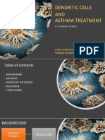 Dendritic Cells in Asthma Treatment (review)