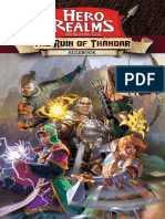 Hero realms Ruin of thandar Rules