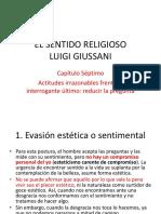 EL SENTIDO RELIGIOSO. Cap. 7 Actitides irrazonables.pptx