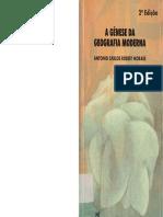 MORAES, Antônio Carlos Robert.  A GÊNESE DA GEOGRAFIA MODERNA.pdf