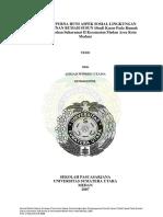 Evaluasi Purna Huni Aspek Sosial Lingkungan Pembangunan Rumah Susun (Studi Kasus Pada Rumah Susun Kelurahan Sukaramai II Kecamatan Medan Area Kota Medan)