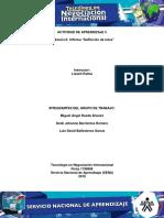 Evidencia 6 Informe_Definicion de Rutas