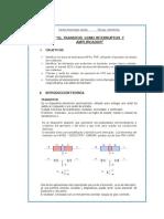 Evaluacion de Transistores
