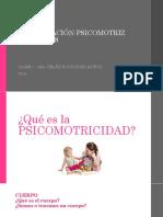 Clase 2 - Ed Psicomotriz PPE003 28032019