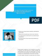 Diapositivas protocolo de trastorno disocial