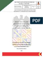AFORO VEHICULAR EN LA INTERSECCIÓN DEL SECTOR CENTRO COMERCIAL UNICENTRO EN LA CIUDAD DE VILLAVICENCIO.docx