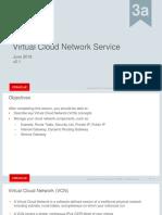 Lesson 03a Course VCN Service