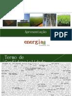 Apresentação ENERGIA FLORESTAL - SETEMBRO 2010