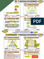 Planificación y Control de Proyecto Guia 2012