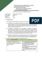 Biologi Xi Rpp Sel Kd 3.1 Revisi